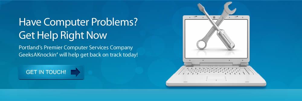 Portland Computer Repair Services
